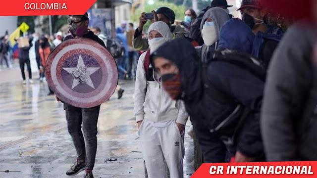 Protestas de Colombia
