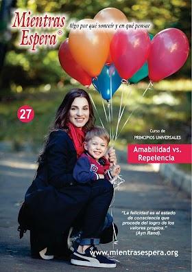 Audio Revista No. 27 AMABILIDAD VS REPELENCIA