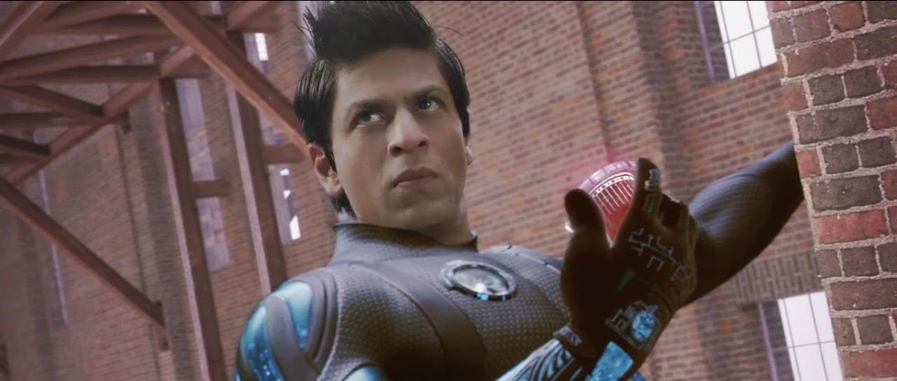 RaOne Hindi Dubbed Movie Download Free
