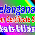 Telangana Sadarem Certificate Status Online / TS Sadarem Certificate Download / TS Sadarem Certificate Online Registration
