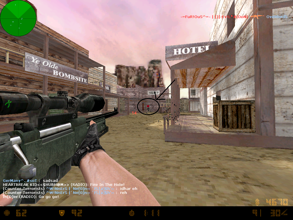 Tech Blog : How to become a pro in Counter strike???