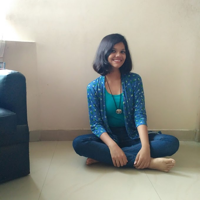 Be the Person Who Decided to Go for It - Swathi