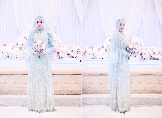 Gambar Sekitar Majlis Resepsi Perkahwinan Blogger Dr. Fatin Liyana dan Suami Dr. Anwar Fazal