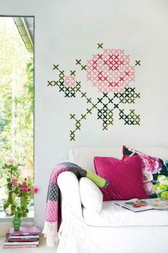duvar dekorasyonu