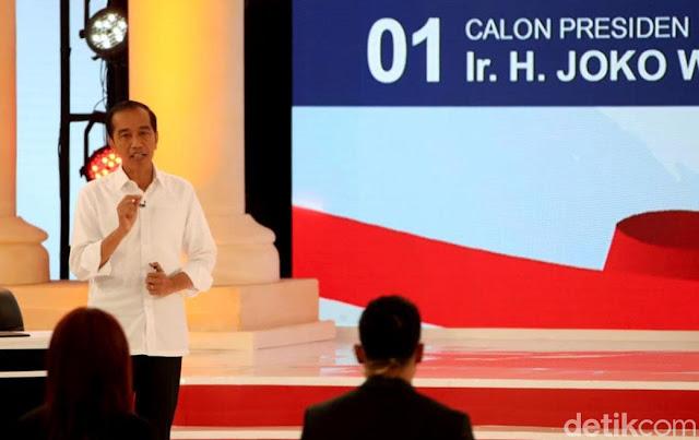 Ramai 'Jokowi Pakai Earpiece Saat Debat', Tim Prabowo Minta Penjelasan
