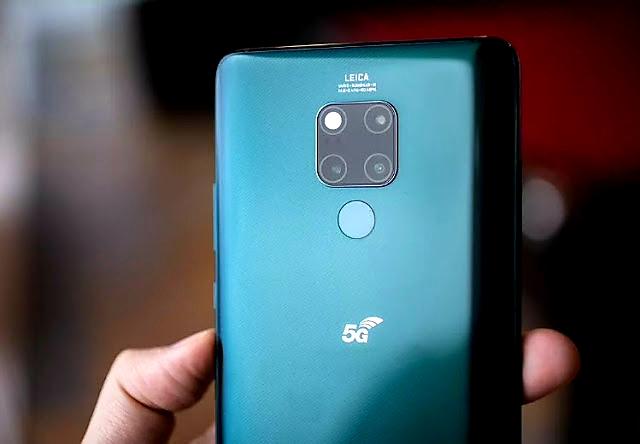 هواوي ستطلق أول هاتف 5G في 26 يوليو تعرف على مواصفاته
