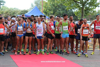 Fotos y Clasificaciones Carrera El Cachon