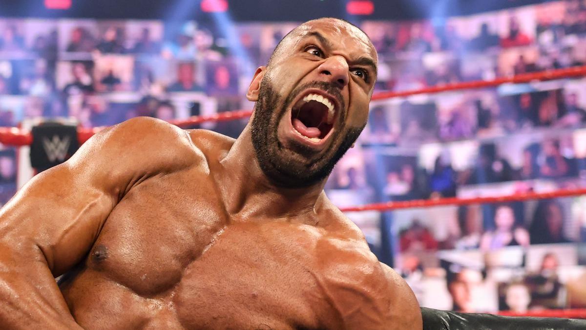 Jinder Mahal on WWE RAW