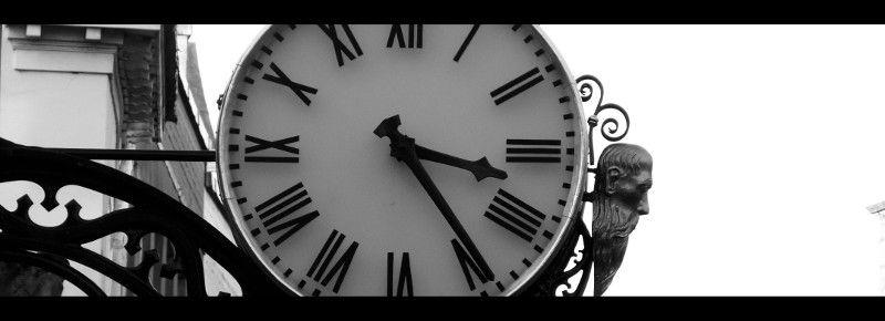 time: la importancia del tiempo y la fecha