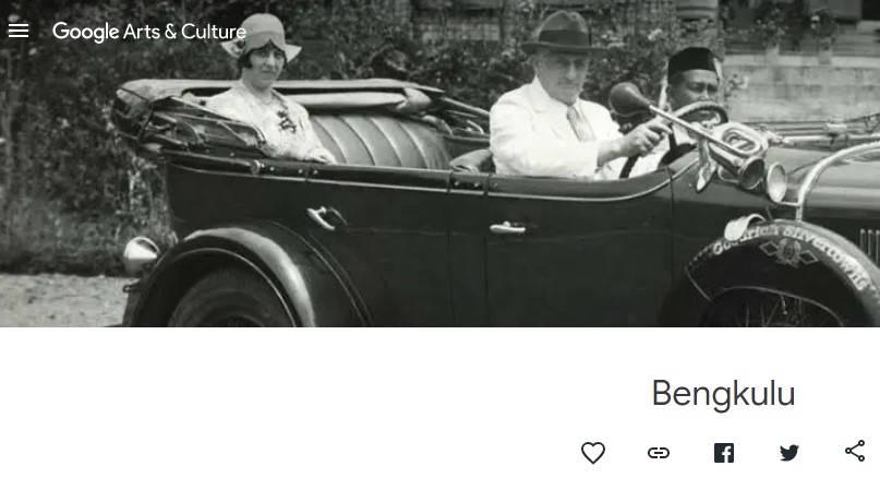 Google Arts and Culture-Bengkulu