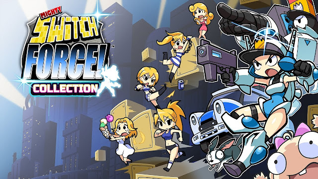 Análise: Mighty Switch Force! Collection (Switch) ? um bom combo de puzzle e plataforma