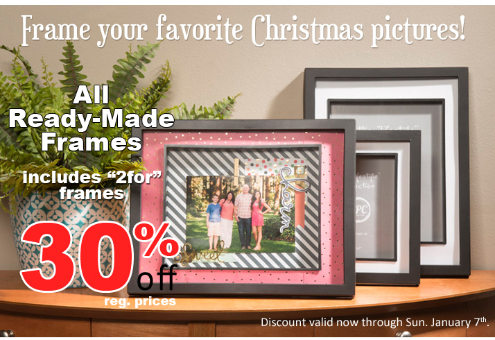 Photo frame shop sale