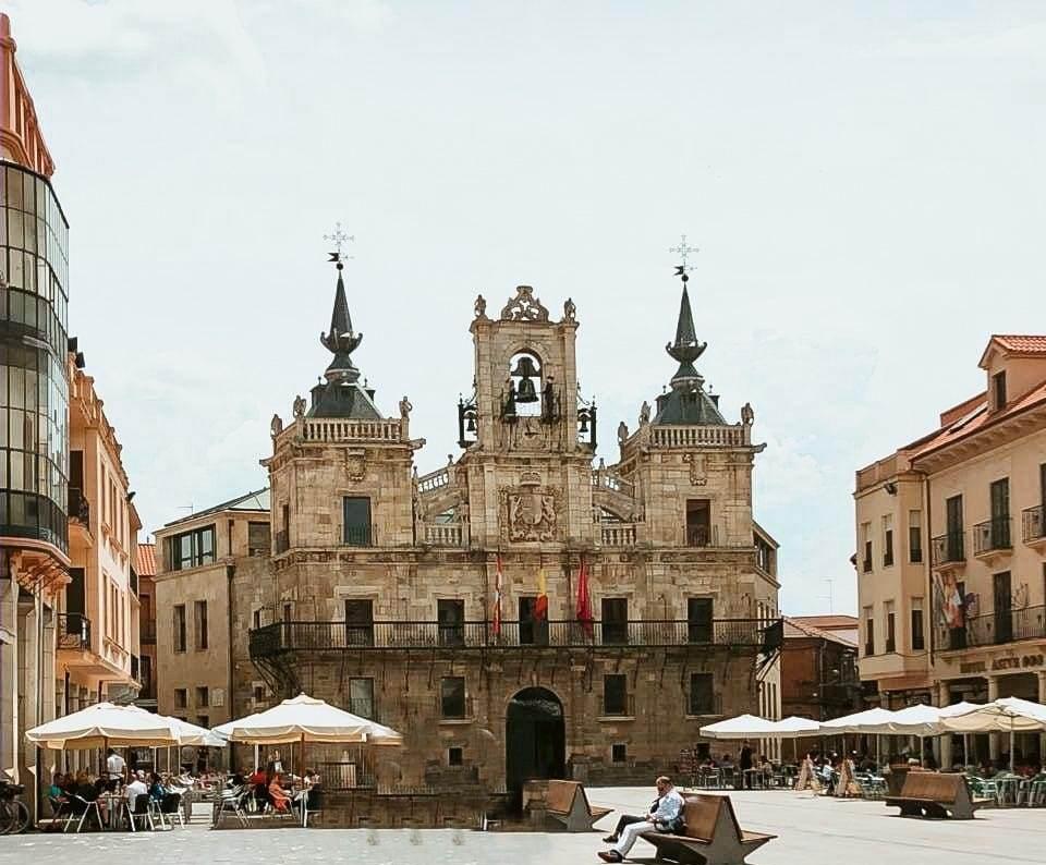 Caminho de Santiago de Compostela em Família