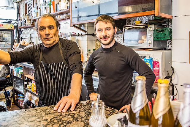 albert miro Bar Colombia 1913 Sant Andreu barcelona