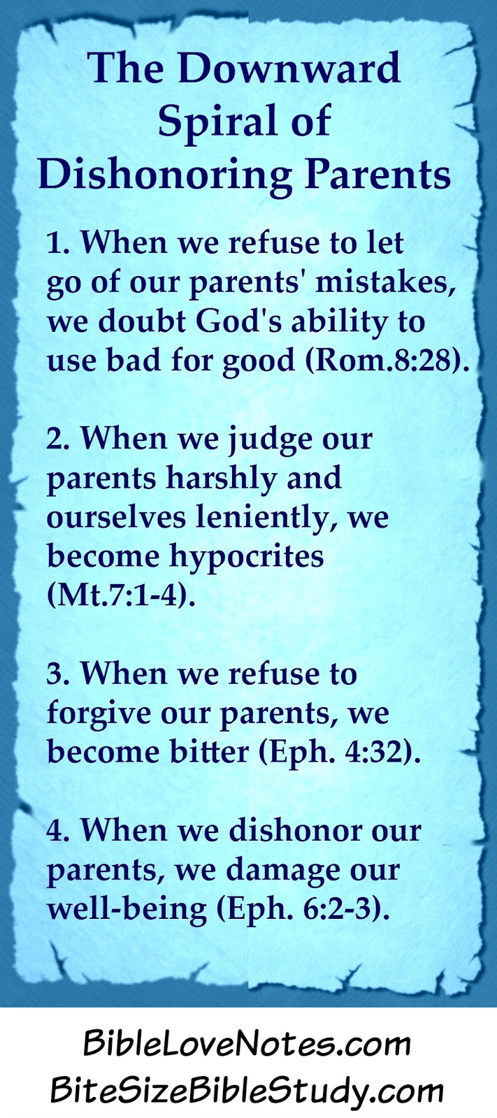 Relationship Bible Quotes Bite Size Bible Study Grow Up And Start Honoring Your Parents As