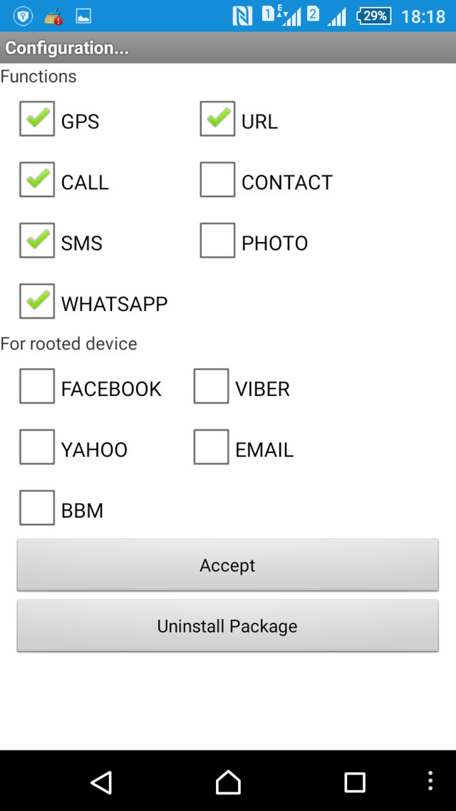 kisi Ke Bhi Android Phone Ke Whatsapp,Facebook Messenger,Call/Sms History,location etc Hack Kaise Kare