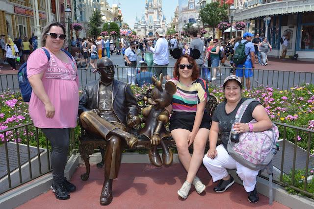 Minnie no Magic Kingdom