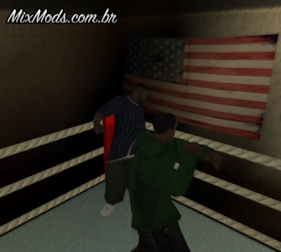 fight club gta sa
