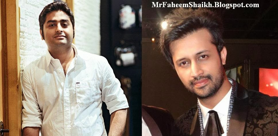 Atif Aslam & Arijit Singh Can't Replace To Each Other