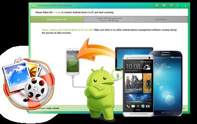 برنامج استعادة البيانات المحذوفة للأندرويد Tenorshare UltData for Android