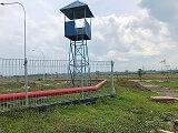 Jual Pagar BRC Wiremesh Galvanis Untuk Pagar BRC Bandara Ke Suluruh Indonesia