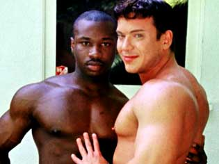 Interracial Gay Couples 54