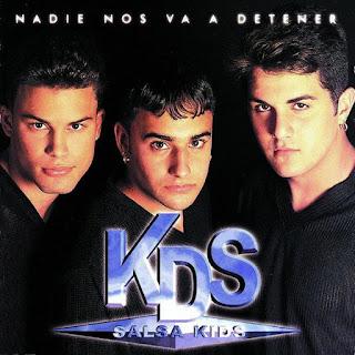 NADIE NOS VA A DETENER - SALSA KIDS (1998)