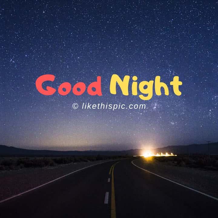 Best Good Night Image