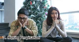 Hari Natal Sebagai Hari dan Musim Perpisahan Dengan Kekasih