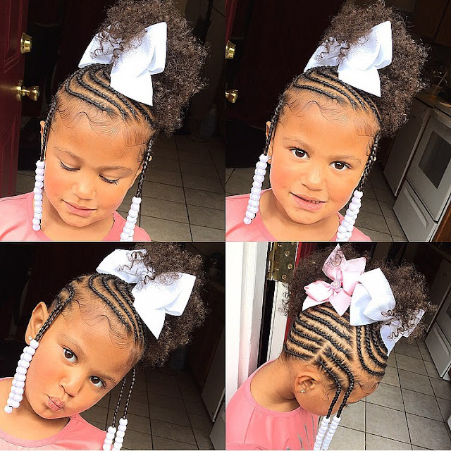 2019 Latest and Awsome Braids for Kids