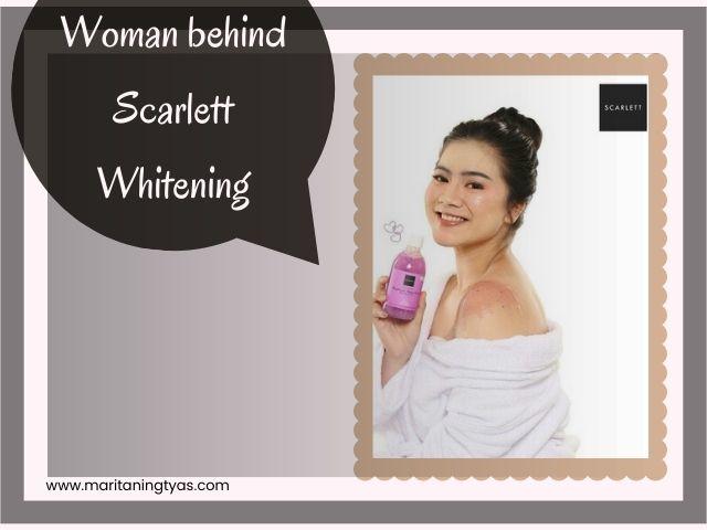 owner scarlett whitening felicya angelista