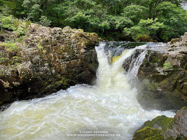 Skelwith Force waterfall