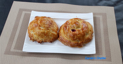 Carole's Chatter: Baked Brie/Camembert
