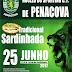 CONVÍVIO - Núcleo Sportinguista de Penacova organiza tradicional sardinhada