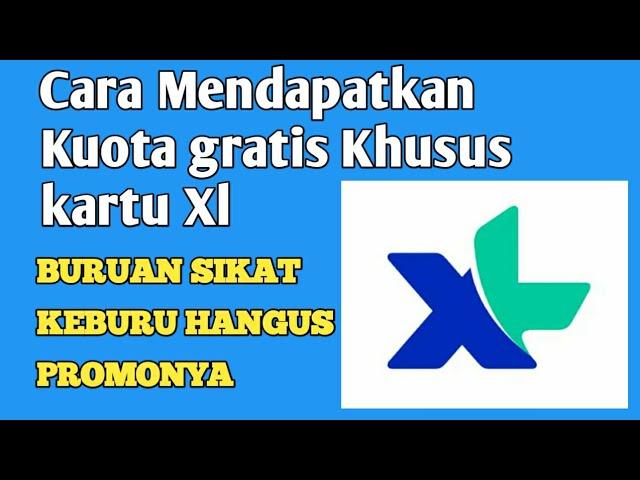 Mendapatkan Kouta XL Axiata Gratis