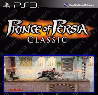 Prince of Persia Classic PS3 Torrent