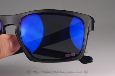 3b04e10745 Custom Sliver uranium + prizm black iridium  220 lens pre coated with Oakley  hydrophobic nano solution comes with complete original Oakley package