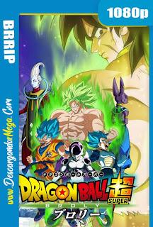 Dragon Ball Super Broly (2018) HD 1080p Latino