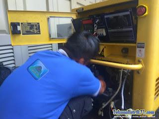 service genset krisbow area tangerang