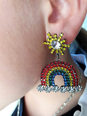 Dresslily earrings
