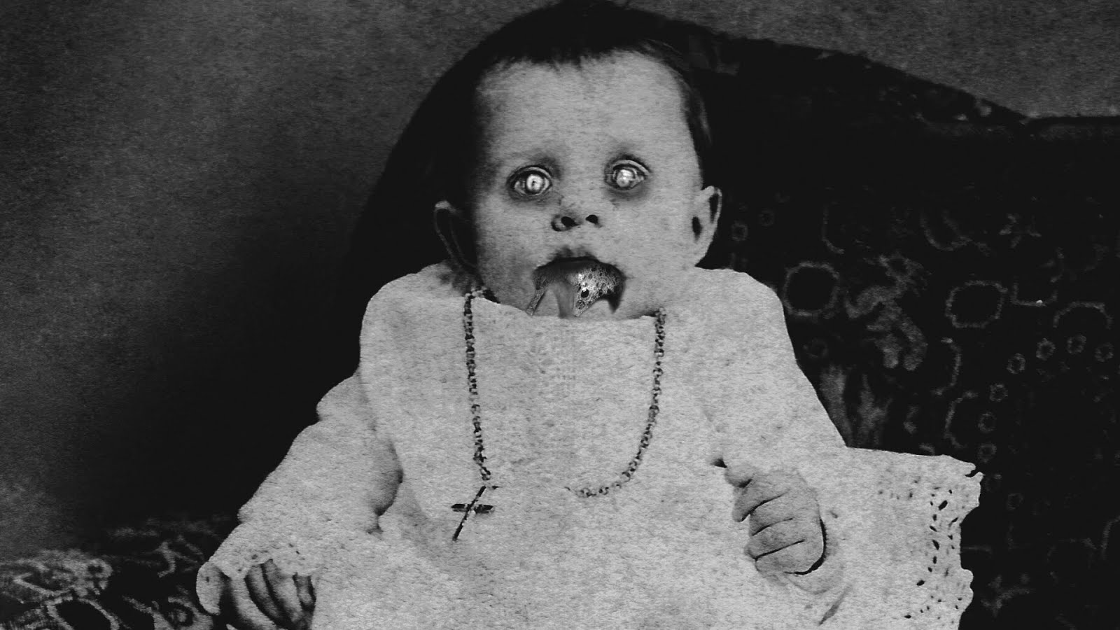 Sebaiknya Kamu Lari Ketika Bertemu Bayi Setan Berikut Ini Selain