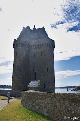 Tour di Solidor vicino a Saint Malo