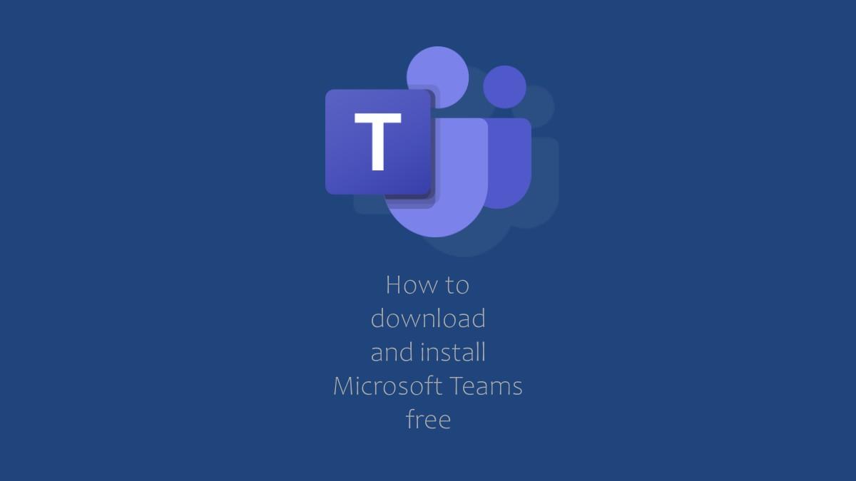Ms Teams Download