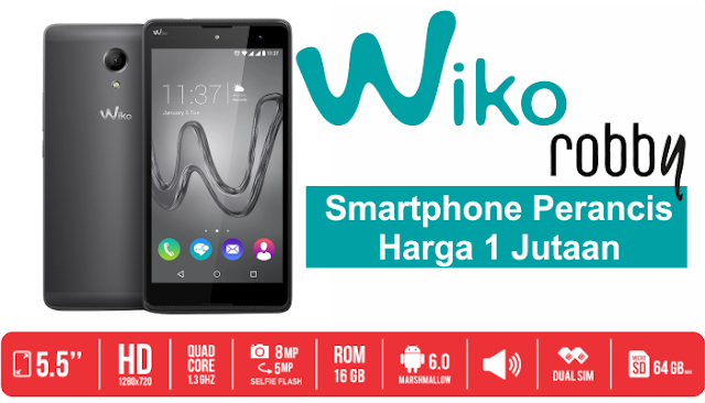 wiko robby