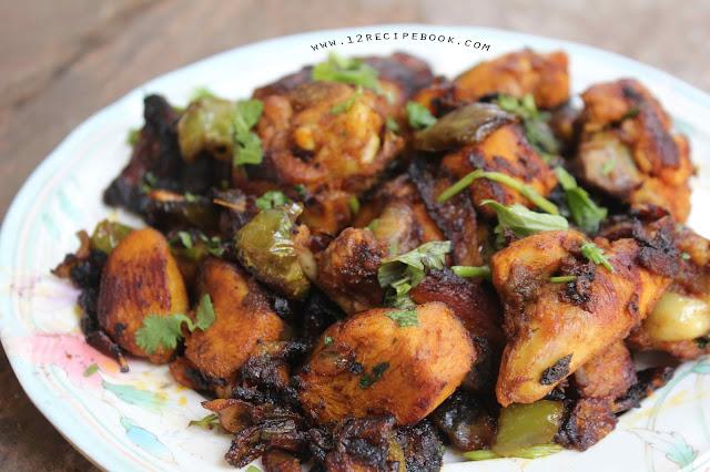 Easy Stir Chicken Fry