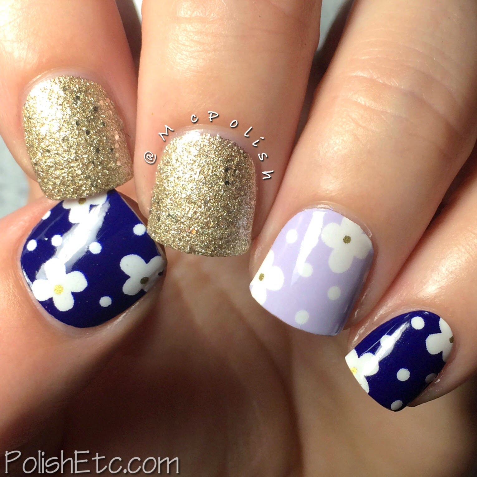 Scratch Nail Wraps - McPolish