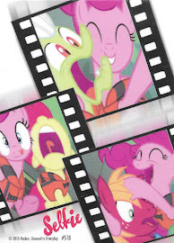 My Little Pony Selfie Series 3 Trading Card