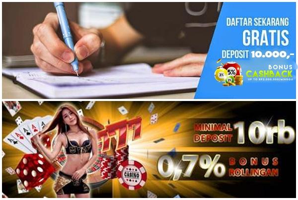 Cara Bergabung Menjadi Anggota Agen Casino online 2017