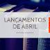 LANÇAMENTOS | Novidades de abril da Editora Arqueiro