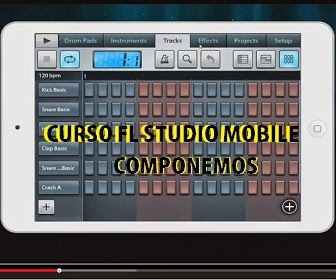 Curso Fl Studio Mobile